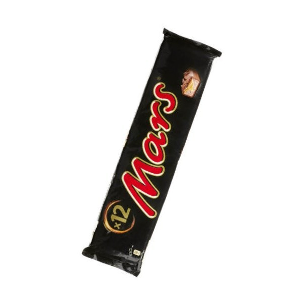 Buy-Achat-Purchase - MARS 12 x 45 g - Candybars - Mars