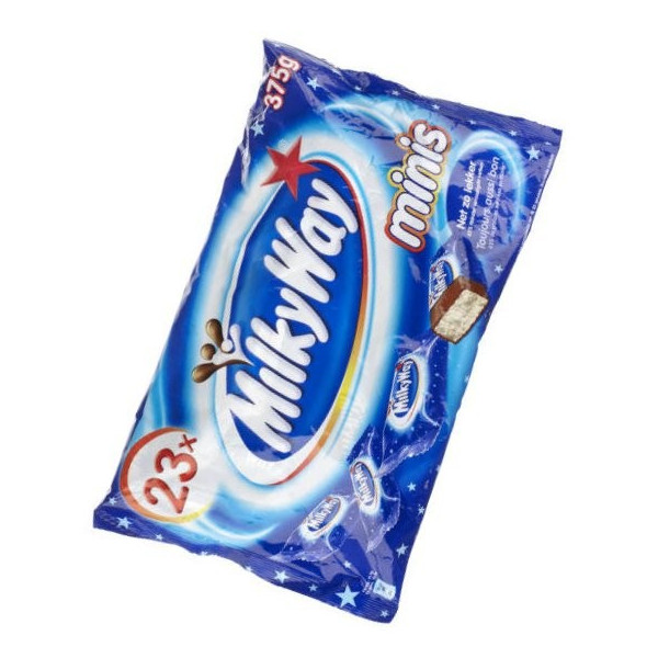 Buy-Achat-Purchase - MILKY WAY minis 375 g - Candybars - MilkyWay