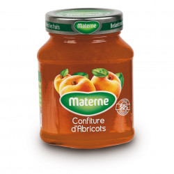 Buy-Achat-Purchase - MATERNE confiture d'abricots 450g - Jams - Materne