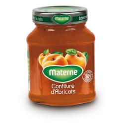MATERNE confiture d'abricots 450g - Jams - Materne