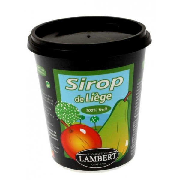 Sirop de Liège 100 % fruits 450g - Honey / Syrup - Lambert