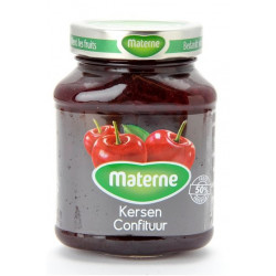 MATERNE confiture de cerises 450g - Jams - Materne