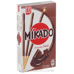 LU MIKADO puur chocolate 75 g - Biscuits - LU