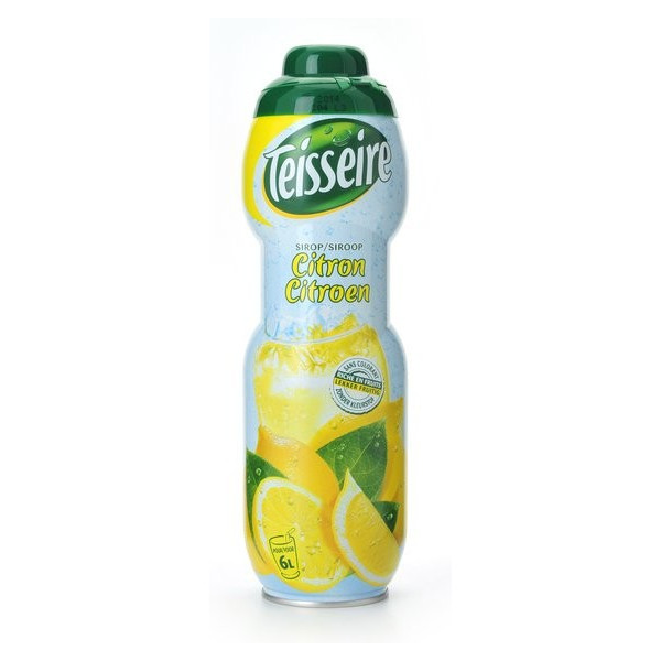 Buy-Achat-Purchase - Teisseire Citron - Lemon 75cl - Syrups - Teisseire
