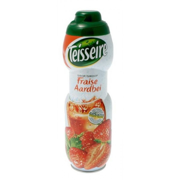 Buy-Achat-Purchase - Teisseire Fraise - Strawberry 75cl - Syrups - Teisseire