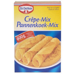 Buy-Achat-Purchase - DR.OETKER mix for pancakes (crêpes) 3 x 200 g - Pancakes - Dr Oetker