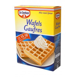 Waffles MIX 400g - Belgian Waffles - Dr Oetker
