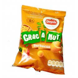 Buy-Achat-Purchase - Duyvis Crac-A-Nut Barbecue 200g - Chips - Duyvis