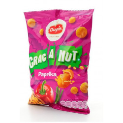 Buy-Achat-Purchase - Duyvis Crac-A-Nut Paprika 200g - Chips - Duyvis