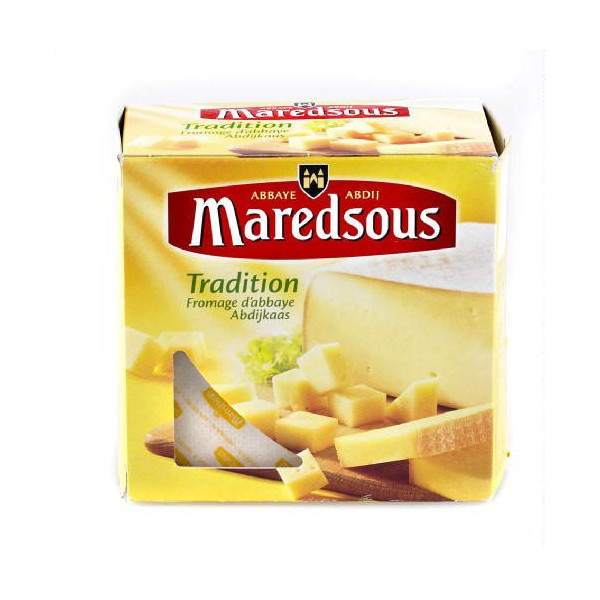 Maredsous Abbey cheese 800g - Belgian Cheeses - Maredsous