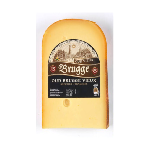 Vieux BRUGGE Oud edges ± 375 g - Belgian Cheeses -
