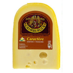 Grimbergen Abbey Cheese edges +/- 350g - Belgian Cheeses -