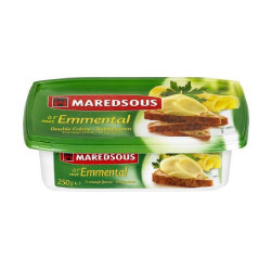 Maredsous Double Cream Emmental 200g - Cheeses - Maredsous