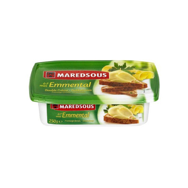 Buy-Achat-Purchase - Maredsous Double Cream Emmental 200g - Cheeses - Maredsous