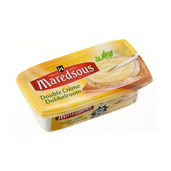 Buy-Achat-Purchase - Maredsous Double Cream Fromage Fondu 250g - Belgian Cheeses - Maredsous