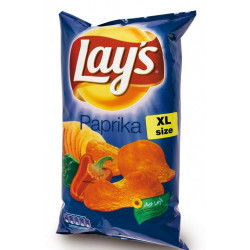Buy-Achat-Purchase - Chips Lays Paprika 275g - Chips - Lays