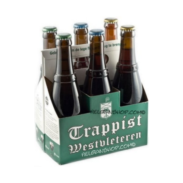 Buy-Achat-Purchase - Pack of tasting Westvleteren 3x2x1/3L - Trappist beers -