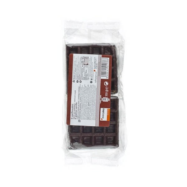 Buy-Achat-Purchase - Vanilla Chocolate Waffles 5 pcs - Waffles - Everyday