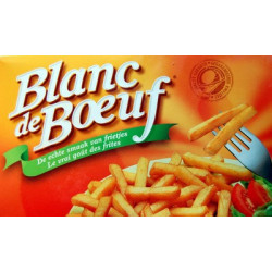 Buy-Achat-Purchase - Blanc de Boeuf (fat for fries 4x500g) - Belgian Fries - Vandemoortele