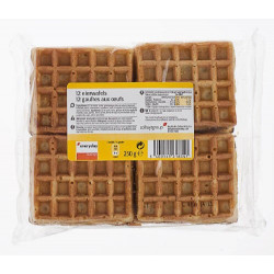 Buy-Achat-Purchase - Waffles with eggs 12p - Waffles - Everyday