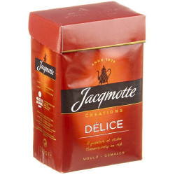 Buy-Achat-Purchase - JACQMOTTE Creations Délice moulu 250 g - Coffee - Jacqmotte