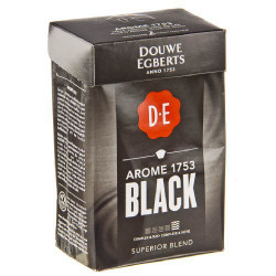 Buy-Achat-Purchase - DOUWE EGBERTS Arôme Black moulu 250 g - Coffee - Douwe Egberts