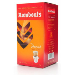 Buy-Achat-Purchase - ROMBOUTS café-filt. Dessert Classic 10 p - Coffee - Rombouts