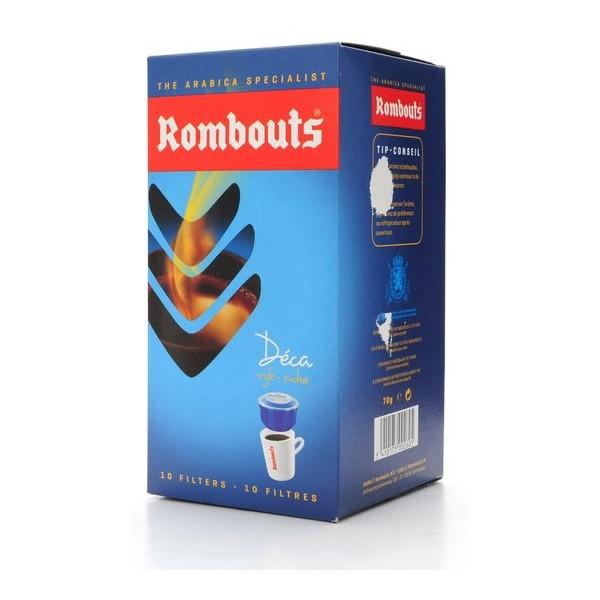 Buy-Achat-Purchase - ROMBOUTS filtres décaféiné 10pièces - Coffee - Rombouts