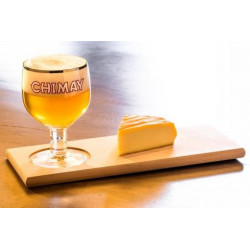 Cheese Chimay Trappist Doré 300g - Belgian Cheeses -