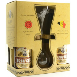 Buy-Achat-Purchase - Box Kwak 4 X 33 Cl + Glass - Home -
