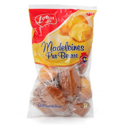 "LOTUS Madeleine \""pure butter\\"" 280 g - Biscuits - Lotus"