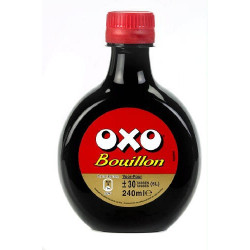 Buy-Achat-Purchase - OXO beef meat extract 240 ml - Syrups -
