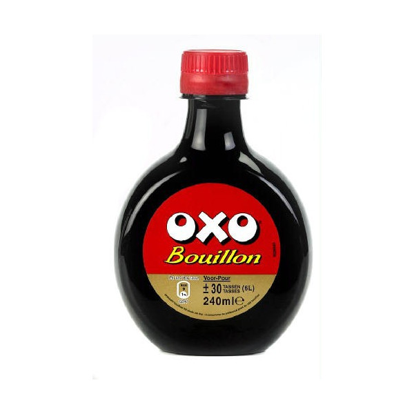 OXO beef meat extract 240 ml - Syrups -