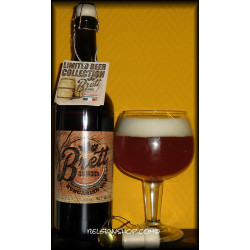 Buy-Achat-Purchase - Brett on Wood - Hungarian Oak 7° - 3/4L - Special beers -