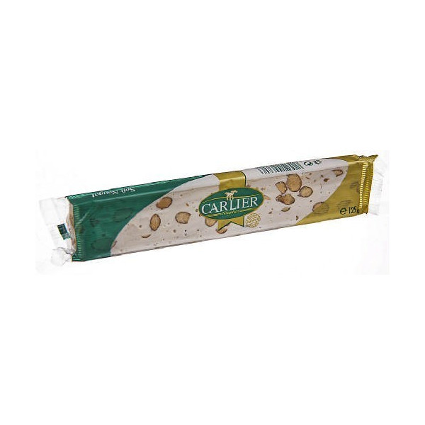 Buy-Achat-Purchase - NOUGAT Carlier soft 125 g - Nougat - Carlier