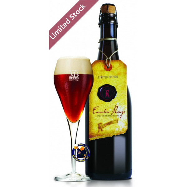 Rodenbach Caractere Rouge 7° - 3/4L - Flanders Red -