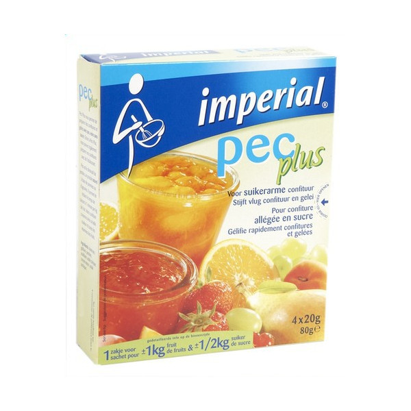 Buy-Achat-Purchase - Imperial Pec Plus 4x20g - Pastry - Imperial