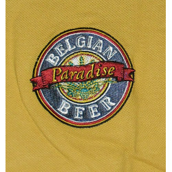 Buy-Achat-Purchase - Polo Belgian Beer Paradise - Merchandising  -