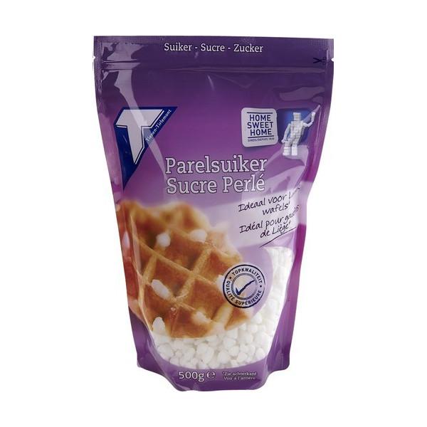 Buy-Achat-Purchase - Tirlemont Belgian Pearl Sugar Grain 0,5KG - Sugars - Tirlemont