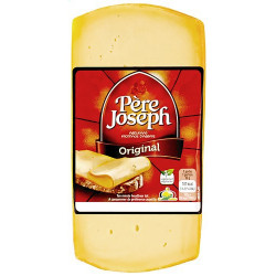 Pere Joseph cheese slices +/-350g - Belgian Cheeses -