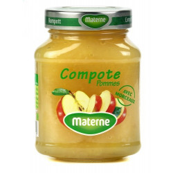 Buy-Achat-Purchase - MATERNE Compote 375g - Jams - Materne