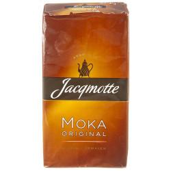 JACQMOTTE Moka Original café moulu 500 g - Coffee - Jacqmotte