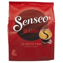Buy-Achat-Purchase - SENSEO Classic 36 pads - Coffee - Douwe Egberts