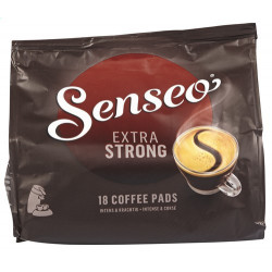 Buy-Achat-Purchase - SENSEO Extra Strong 18 pads - Coffee - Douwe Egberts
