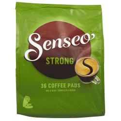 SENSEO Strong 36 pads - Coffee - Douwe Egberts