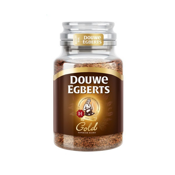 Buy-Achat-Purchase - DOUWE EGBERTS Instant Gold 200 g - Coffee -