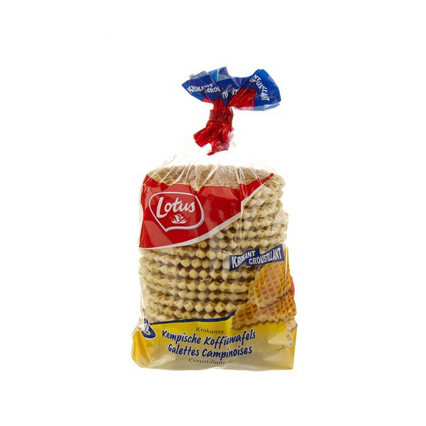 Buy-Achat-Purchase - LOTUS galettes Campinoises 450 g - Waffles - Lotus