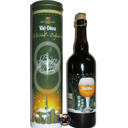 Buy-Achat-Purchase - Val Dieu Christmas TUB 3/4L - Christmas Beers -