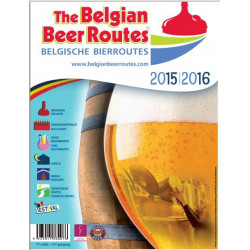 The Belgian Beer Routes 2015-2016 - Books -