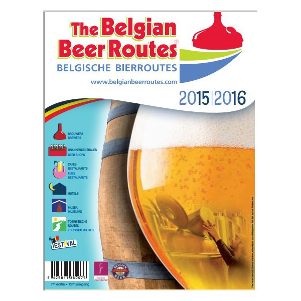 Buy-Achat-Purchase - The Belgian Beer Routes 2015-2016 - Books -